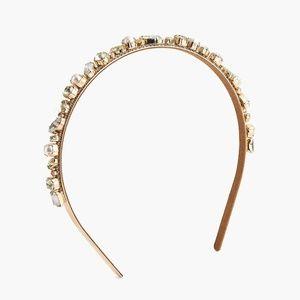 BNWOT Jeweled Headband